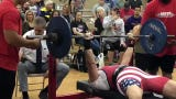 Approximately 100 lifters competed Friday, Saturday and Sunday in the Single Event World Powerlifting Competition at the JFK Center in Henderson.