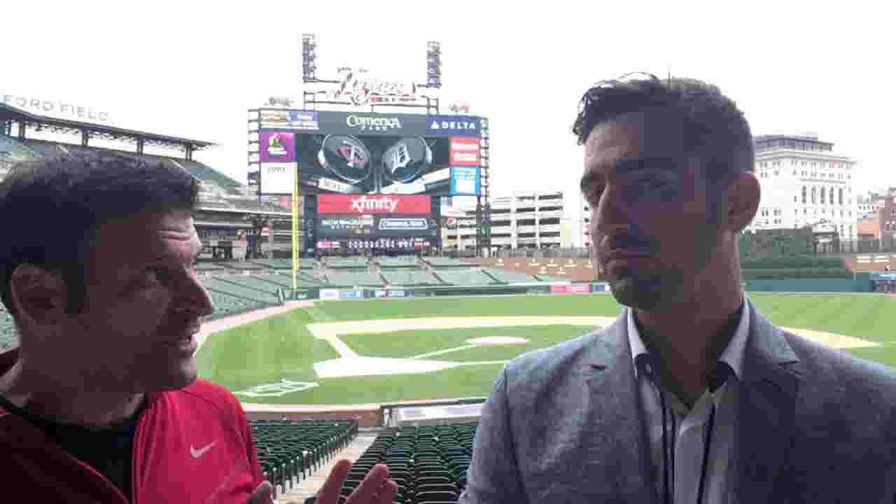 Tigers' Ron Gardenhire looks for ways to rebuild confidence of Joe Jimenez