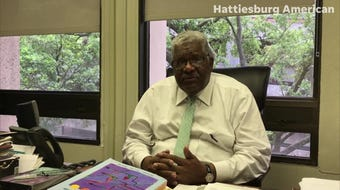 Eddie Holloway, USM's dean of students, has some wise words on achieving dreams.