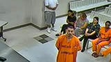Victor Garcia appears before a judge in Maricopa County Superior Court on June 8, 2019.
