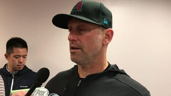 Diamondbacks manager Torey Lovullo said right-hander Jon Duplantier was falling behind too much and making mistakes at the wrong time on Tuesday.