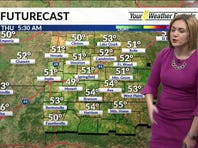 Springfield midday forecast for June 12, 2019