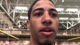 Iowa State guard Tyrese Haliburton talks about trying out for the USA U19 basketball team.
