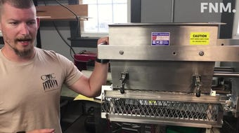 Fremont's Christy Machine & Conveyor designs and produces automated food manufacturing equipment.