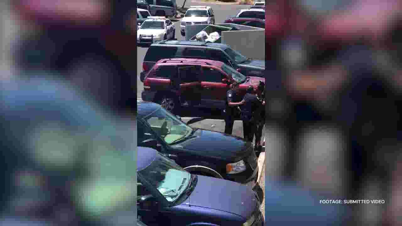 Video shows Phoenix police yelling, cursing at couple
