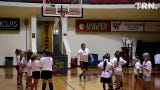 Midwestern State University Womens Basketball Skills Camp had about 100  youngsters learning the fundamentals of basketball.