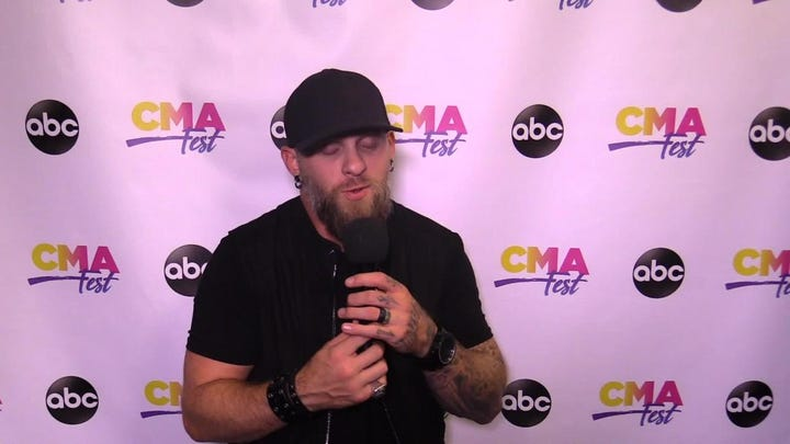 Brantley Gilbert explains the meaning behind 'The Man that Hung the Moon'