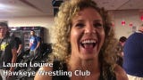 Hawkeye Wrestling Club's Lauren Louive talks about her preparation for Final X.