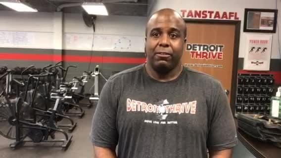 Detroit gym owner says police racially profiled him in arrest