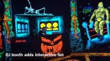 Indoor mini golf features arcade, virtual reality and laser maze.