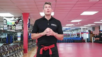 South Carolina's UFC fighter Stephen Thompson grew up learning karate and kickboxing at his father's Simpsonville business.