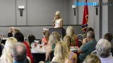 Miss Tennessee Volunteer 2018 Christine Williamson traveled the state of Tennessee this past school year and talked to hundreds of students.