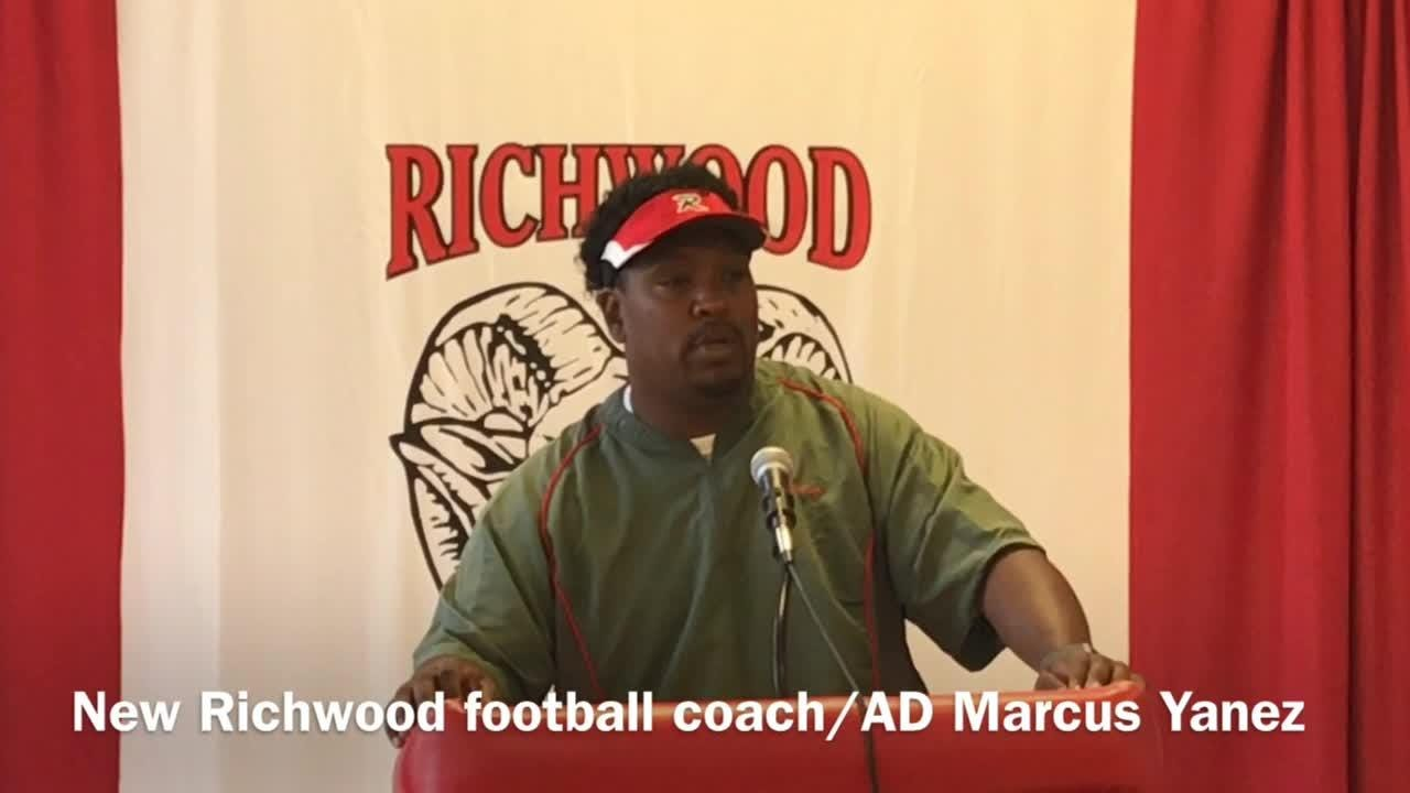 VIDEO: Yanez values Richwood tradition