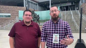 Tallahassee Democrat beat writer Wayne McGahee III and Corpus Christi Caller-Times Quinton Martinez preview FSU-Texas Tech in the College World Series