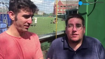 USA Today Sports Network writers Quinton Martinez and Anthony Fenech preview Friday's College World Series rematch between Texas Tech and Michigan.