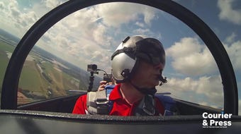 Ride along with the Rocky Mountain Renegades air show team