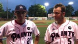 The Chillicothe Paints won their ninth straight game as they defeated Terre Haute 4-2 on Thursday. Collin Hoffman and Cole Andrews discussed the win.