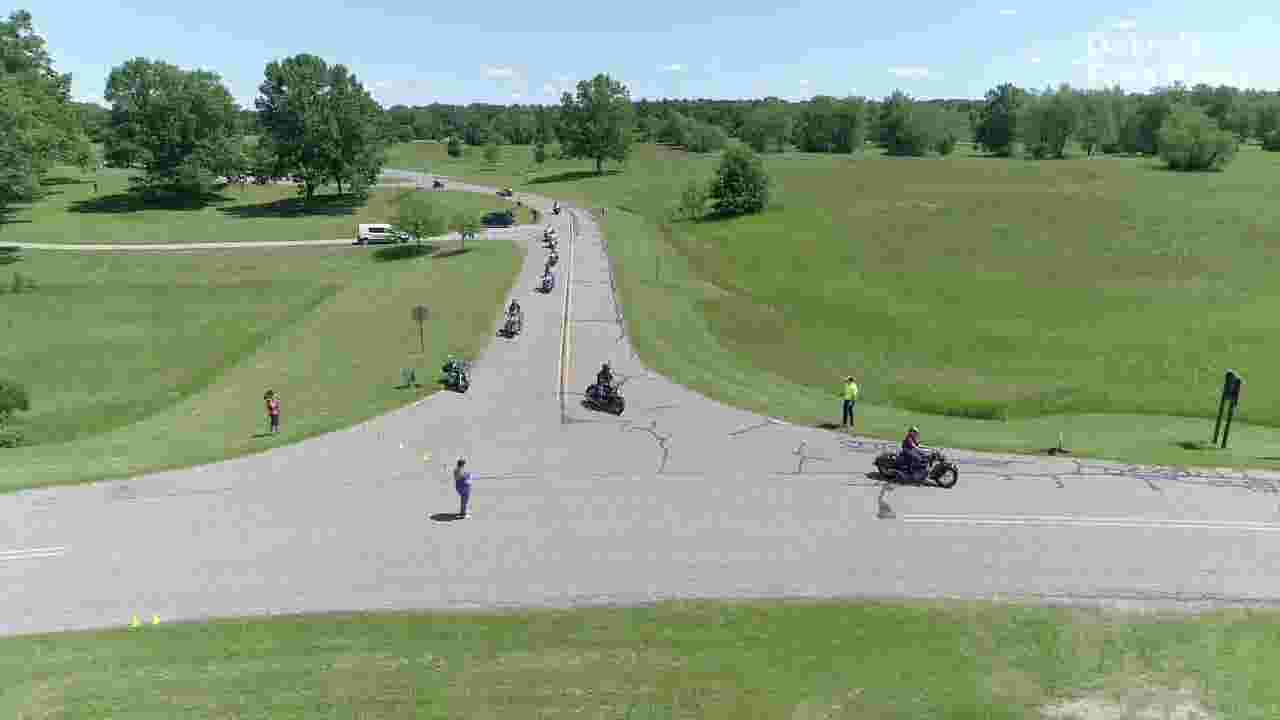 Indian Motorcycle group attempts to break record in metro Detroit