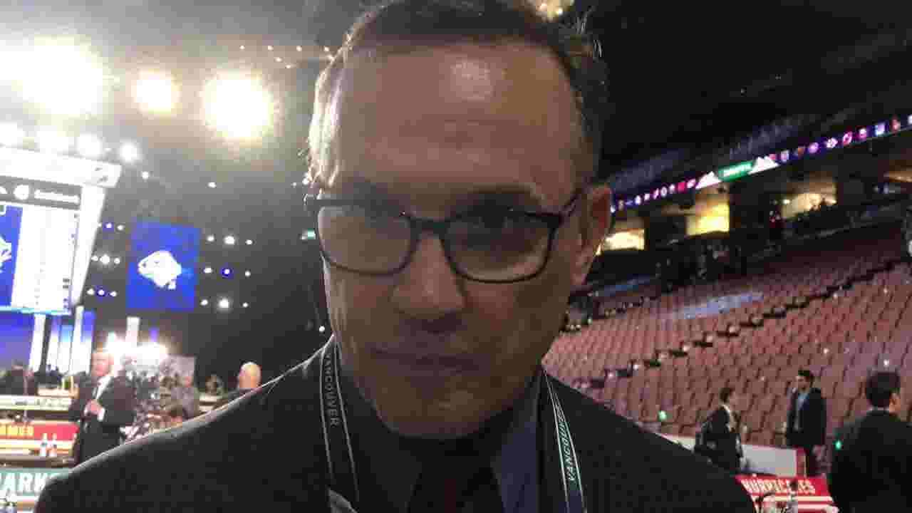 Steve Yzerman's Detroit Red Wings staff shakeup: 2 scouts leave for Oilers