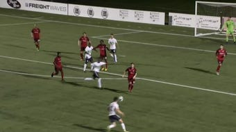 From a 2 hour weather delay to scoring outbursts, the Greenville Triumph played their most exciting match of the season, but were unable to stop the Chattanooga Red Wolves win 3-2.