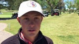 PV boys golf graduate shot 283 (1 under par) in front of the home crowd Sunday at San Juan Country Club in Farmington.