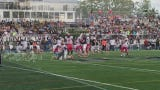 Click here for highlights from the Phil Simms North-South All-Star Football Classic on Monday, June 24, 2019 at Kean University.