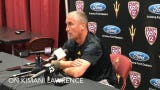 Bobby Hurley talks about the return of Taeshon Cherry, Kimani Lawrence and his contract extension with ASU basketball.