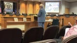 Settle lectures City Council on transparency after the infrastructure committee discussed items not on the agenda Tuesday.