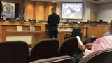 At a Tuesday City Council meeting, a Shreveport man claimed he was tasered and beaten by SPD. He asked for citizens review board.