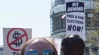 What does the state of democracy today look like around the world?