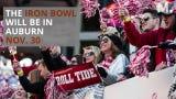 VIDEO: Alabama football's 2019 schedule includes Duke, LSU, Auburn