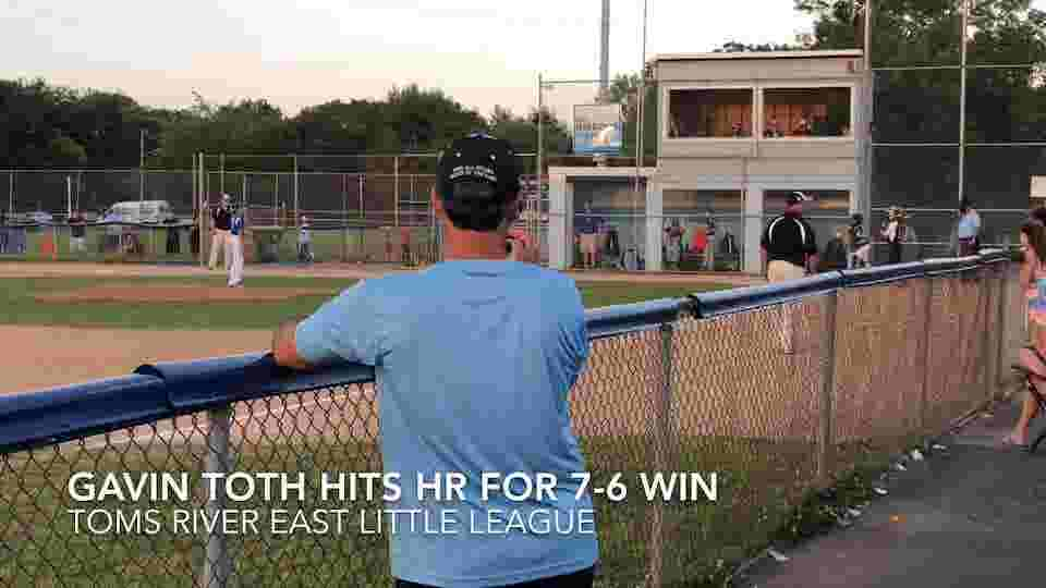 Little League: Toms River, Toms River East engage in hit-for-hit battle in  late innings