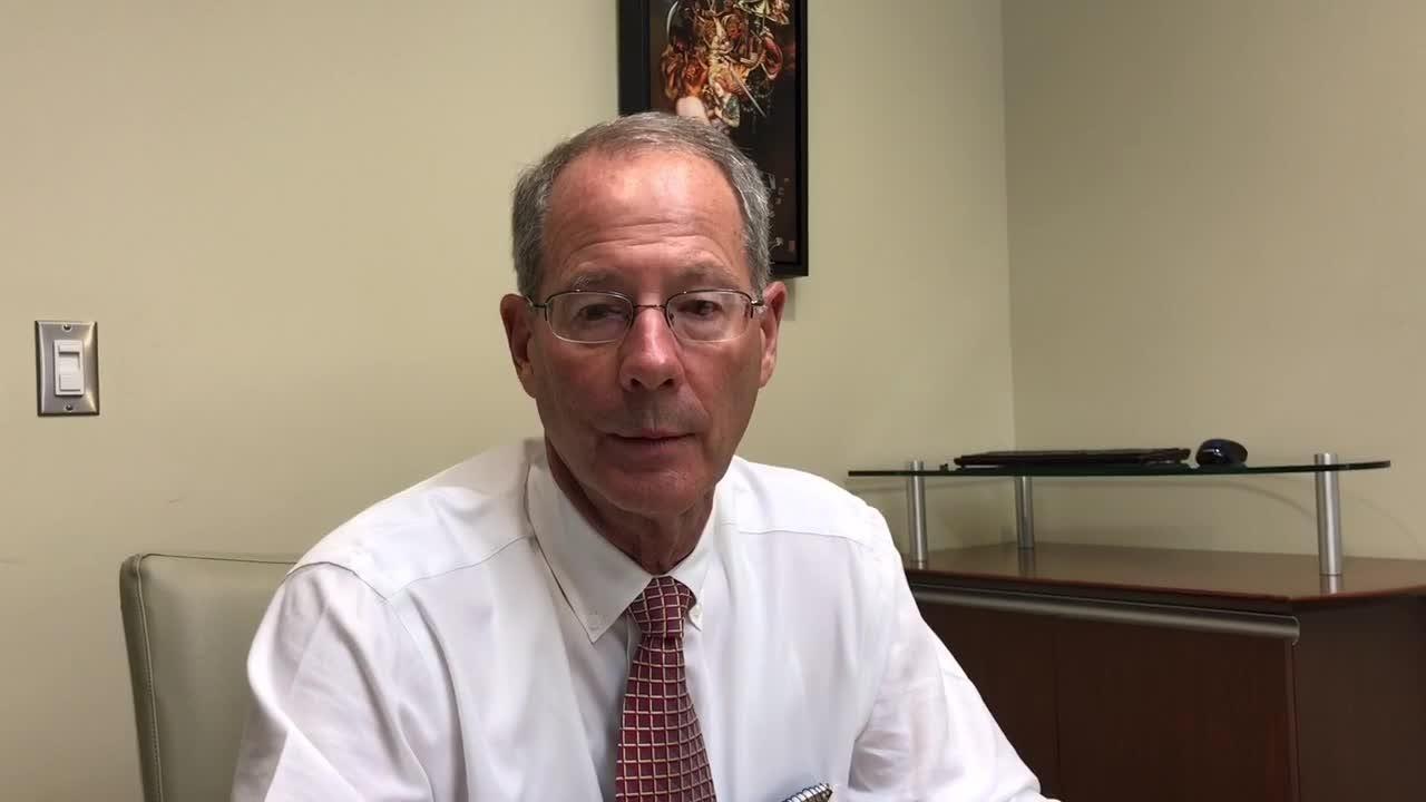 WATCH: FSU Athletics Director David Coburn at the FSUAA Board Meeting