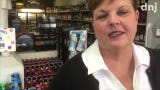 Barbara Hutson Fry, the owner of Bubba's Wine and Liquors, talks about the $210 trash bill for her commercial property from the city of Murfreesboro.