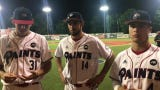 The Paints won the second game of a doubleheader against the Champion City Kings on Thursday. Rylan Peets, Cody Orr, and Gavin Homer discuss the win.