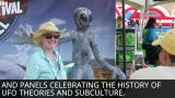 The annual Roswell UFO Festival returns in 2019.