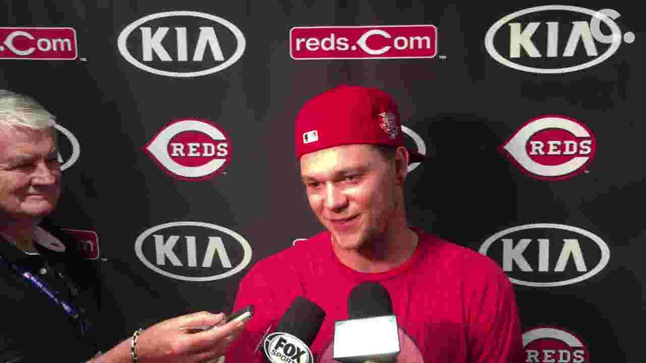 Sonny Gray gives pitching coach Derek Johnson credit for him making the All-Star team