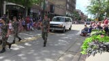 Watch as the Sioux Falls Fourth of July Parade moves down Phillips Avenue.