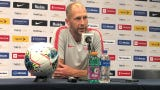 U.S. men's soccer coach Gregg Berhalter