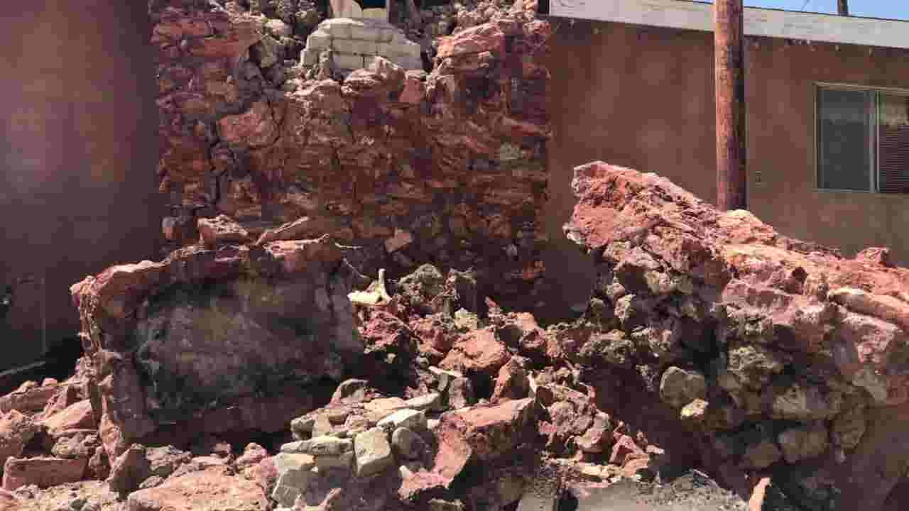 Suspected Ridgecrest earthquake-related death would be first for Nevada