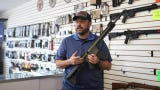 We spoke to federally licensed firearms dealer Jim Beatty about the guns in question.