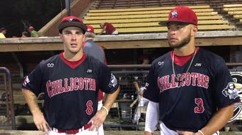 The Chillicothe Paints hit six home runs against the West Virginia Miners on Wednesday and Chris Eisel and Collin Luty each hit two.