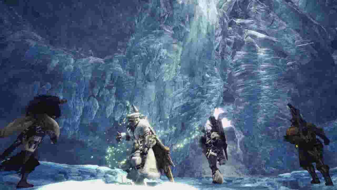 All new monsters in Monster Hunter World Iceborne through MR