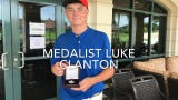 Luke Clanton, 15 from Miami Lakes, and Jay Brooks, 14 from Boca Raton, qualified for the U.S. Amateur at Kensington Golf & Country Club on Thursday.