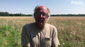 Farmers throughout Ohio have struggled with retaliatory tariffs imposed as part of the U.S./China trade war.