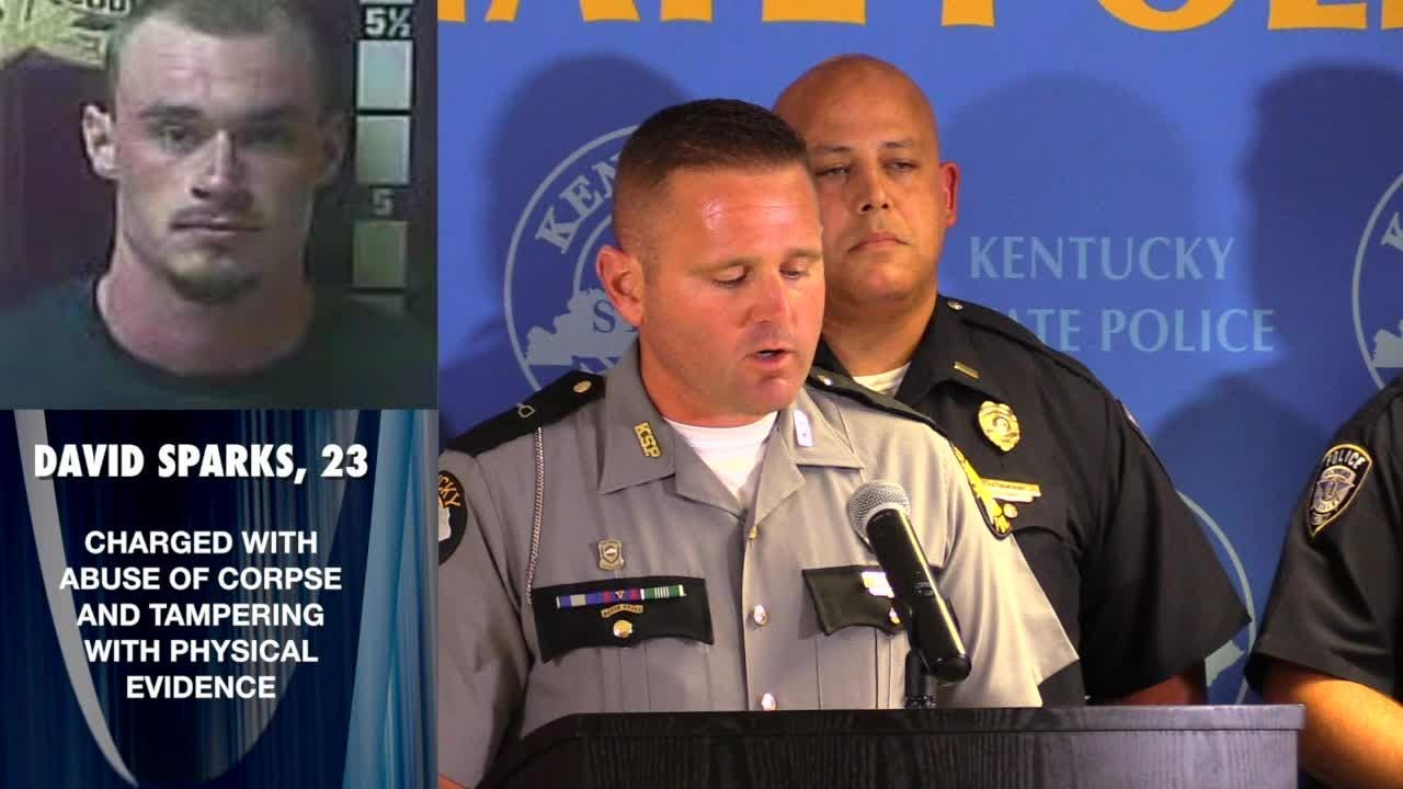 Kentucky State Police give updates on the Savannah Spurlock case