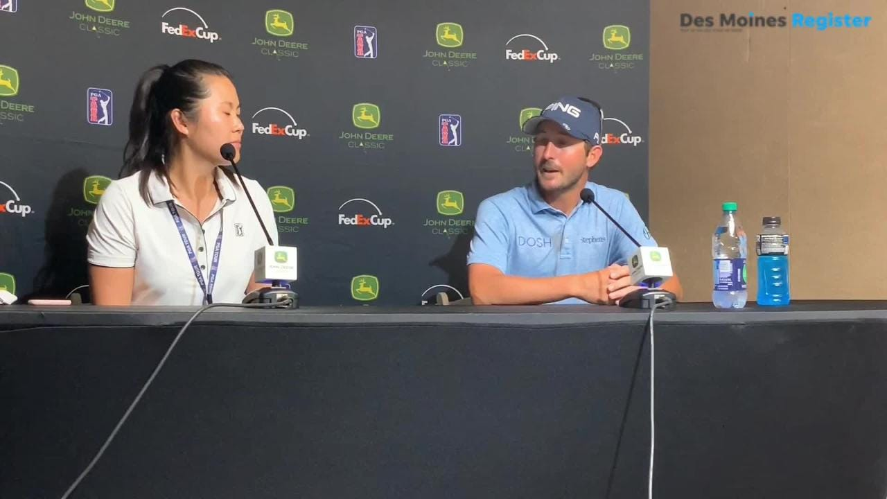Cameron Tringale and Andrew Landry co-lead John Deere Classic, but clustered leaderboard sets up exciting final round