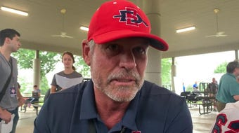 South-Doyle football coach Clark Duncan talks about some of the returning starters for the 2019 season.