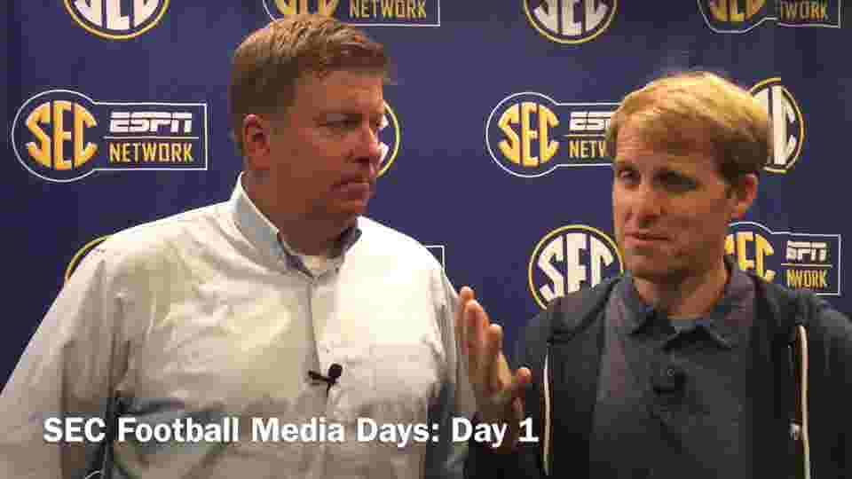 SEC Media Days isn't the NFL Draft, but it's part of a long-term strategy, tourism official says