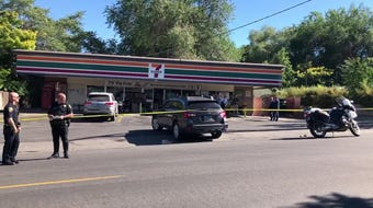 Reno police are investigating an officer-involved shooting on July 15, 2019.